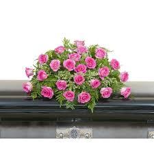 casket sprays pink casket spray from seasons floral