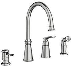 moen high arc kitchen faucet faucet com ca87015 in chrome by moen awesome high arc kitchen for 3