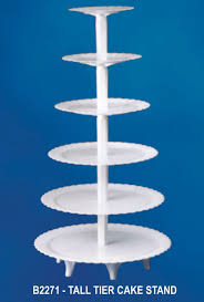 cake supplies tier cake stand