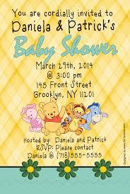 winnie pooh invitations 3 in 1 events u0026 more u2026 invitation gallery