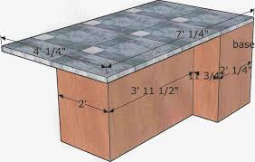 100 Woodworking Plans Kitchen Island Blueprints 12x24 Shed