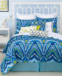 Aqua Bedspread Bedroom Very Impressive Peacock Comforter Bed Collections With