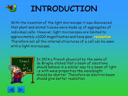 name one advantage of light microscopes over electron microscopes electron microscopy introduction principles of operation of tem
