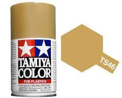 tamiya ts46 light sand spray 100ml paints tamiya tamiya spray