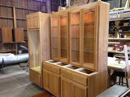 custom cherry kitchen cabinets and rustic kitchen island custom