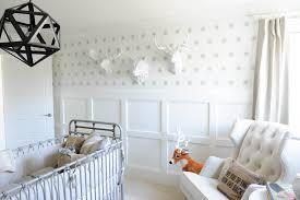 Grey Curtains For Nursery by Liam U0027s Nursery Monika Hibbs