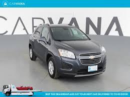 Used Volkswagen In Albany Ga by Used Chevrolet Trax For Sale Atlanta Ga Cargurus