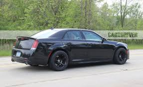 chrysler 300c spied a chrysler 300 hellcat with demon drag radials news