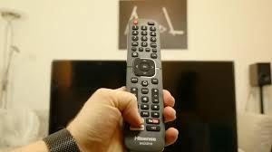 hisense tv target black friday 4 k uhd tv unboxing hisense erster eindruck smart fernseher