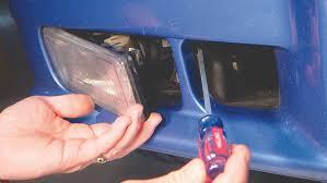 fog light bulb replacement bmw diy e36 3 series 92 thru 98 replacing fog light or bulb how
