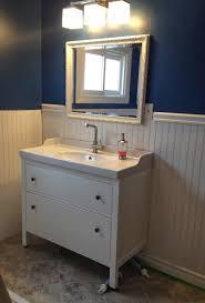Ikea Hemnes Bathroom Vanity Hemnes Bathroom Vanity Bathroom Designs