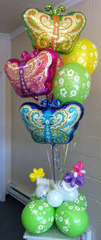 santa balloon delivery 584 best balloon bouquets images on balloon decorations