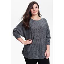 only mine dots dolman sweater plus size polyvore