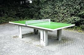 tennis table near me kettler outdoor ping pong table outdoor ping pong table near me