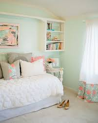 Best  Coral Mint Bedroom Ideas On Pinterest Mint Coral Coral - Coral color bedroom