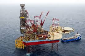 offshore poland at sea