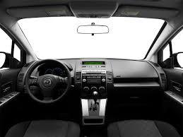 mazda car van 2010 mazda mazda5 touring 4dr mini van 5a research groovecar