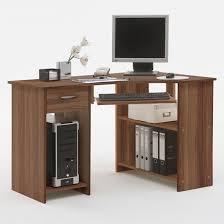 Felix Corner Desk Felix Home Office Wooden Corner Computer Desk In Plumtree Ideas