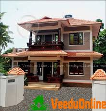 double floor house elevation photos double floor kerala home design 1100 square feet