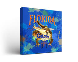 florida gators wall decor
