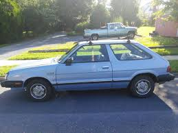 subaru brat for sale craigslist daily turismo trusty but slow 1984 subaru gl hatchback