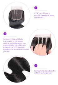 how to make soft hair malaysian human hair wave 3 bundles with closure for