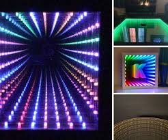 Infinity Mirror Desk Infinity Mirror Search Results Mirrors Idolza
