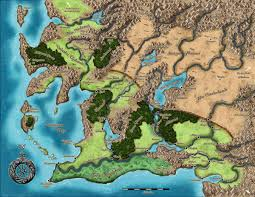 Blank Fantasy Map Generator by Golarion Fantasy Map Cartography And Rpg