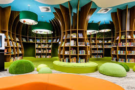 library design rockdale library bayside council highly commended australian