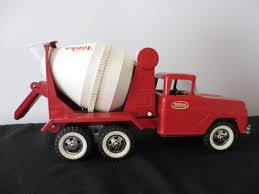 tonka fire truck toy tonka toys cement mixer my dad still has his from the 50 u0027s