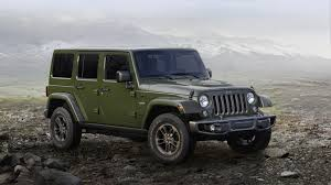 2016 jeep wrangler black bear 2016 jeep wrangler 75th anniversary edition review top speed