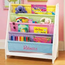 Display Bookcase For Children Personalized Canvas Bookshelf Walmart Com