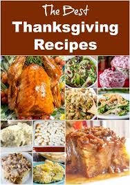 i ve gathered our best thanksgiving recipes into one post so you