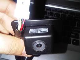 nissan murano junk yards oem backup camera u0026 camera control unit nissan murano forum