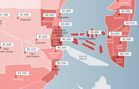 Cheapest Rent In United States by Edgewater Miami Curbed Miami
