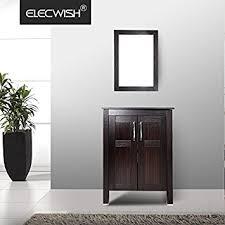 Bathroom Cabinet Shelf by Elecwish 24