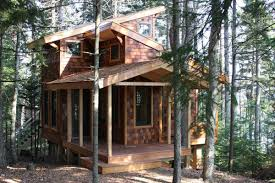 a tiny house in trees david matero small house bliss