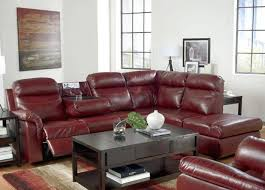 Leather Sectional Sofa With Power Recliner Beckett Leather 6 Piece Chaise Sectional Sofa With 2 Power