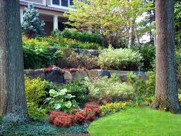 Retaining Wall Landscaping Ideas Rock Wall Landscaping Ideas U2014 Home Design And Decor Types Of Red
