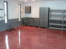 epoxy garage floor finding best contractor tips somats com