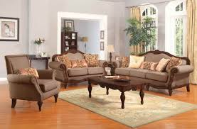 chairs for livingroom traditional living room furniture with wooden table home decor