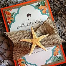 beach wedding invitations southern belle u0027s charm