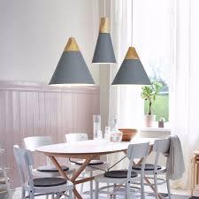 aliexpress com buy modern wood pendant lights lamparas colorful