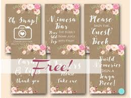 bridal shower sign in book signs archives magical printable