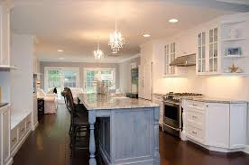 beautiful efficient traditional home beautiful galley kitchen
