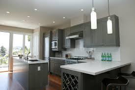 gray kitchen cabinets with white walls u2013 quicua com