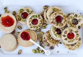 pistachio wreath cookies on diamondnuts com diamondnuts