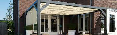 Wall Pergola Kits by Nesling The Perfect Shade Our Shadow Solutions