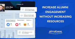 alumni directory software almabase 1 alumni relations platform for small shops