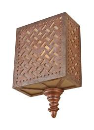 Moroccan Wall Sconce Wb1609mob 1 Light Wall Sconce Moroccan Bronze